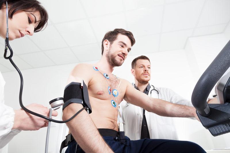 Методы диагностики при при ИБС. ЭКГ и Велоэргометрия в медицинском диагностическом центре Эндос
