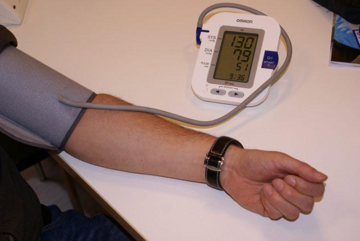 Самостоятельный контроль артериального давления
