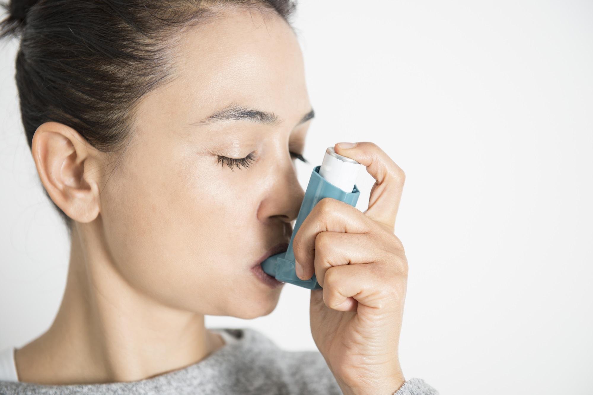 Ингалятор при бронхиальной астме