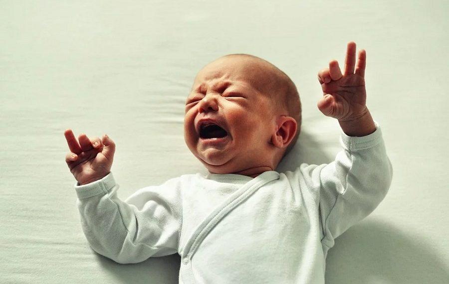 Фото ребенка первого года жизни, к статье по статистике о состоянии здоровья детей, 2019 год, энциклопедия Medclic.ru